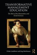 Buchdeckelbild Transformative Management Education