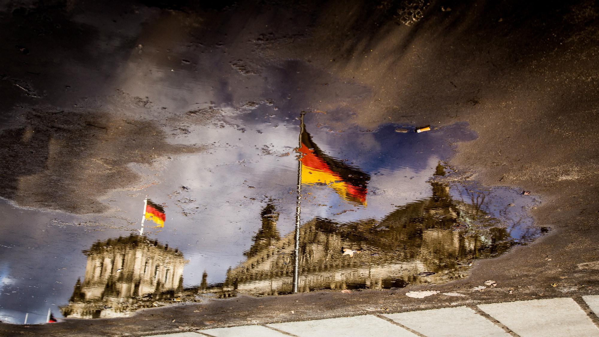Muss Deutschland machtbewusster werden, Copyright photocase