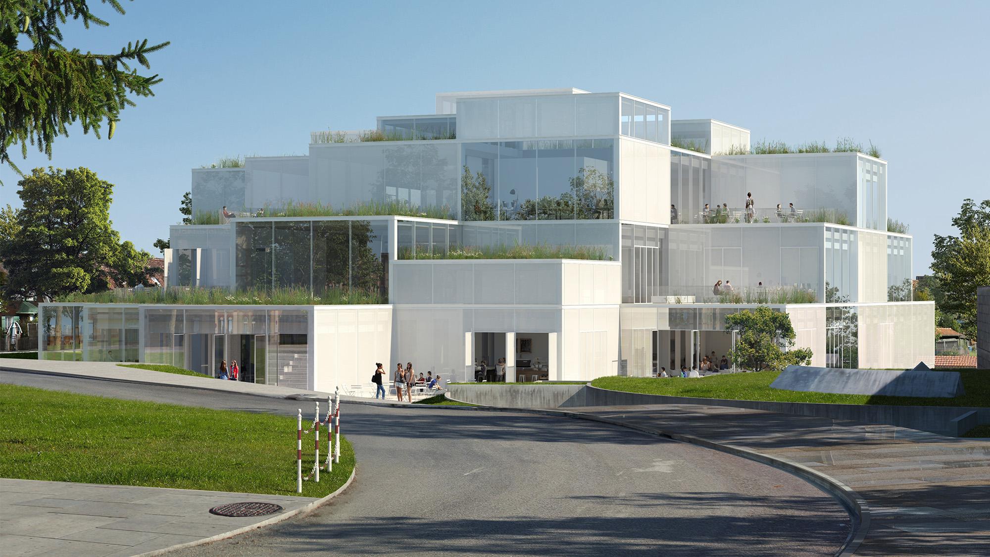 Modell HSG Learning Center