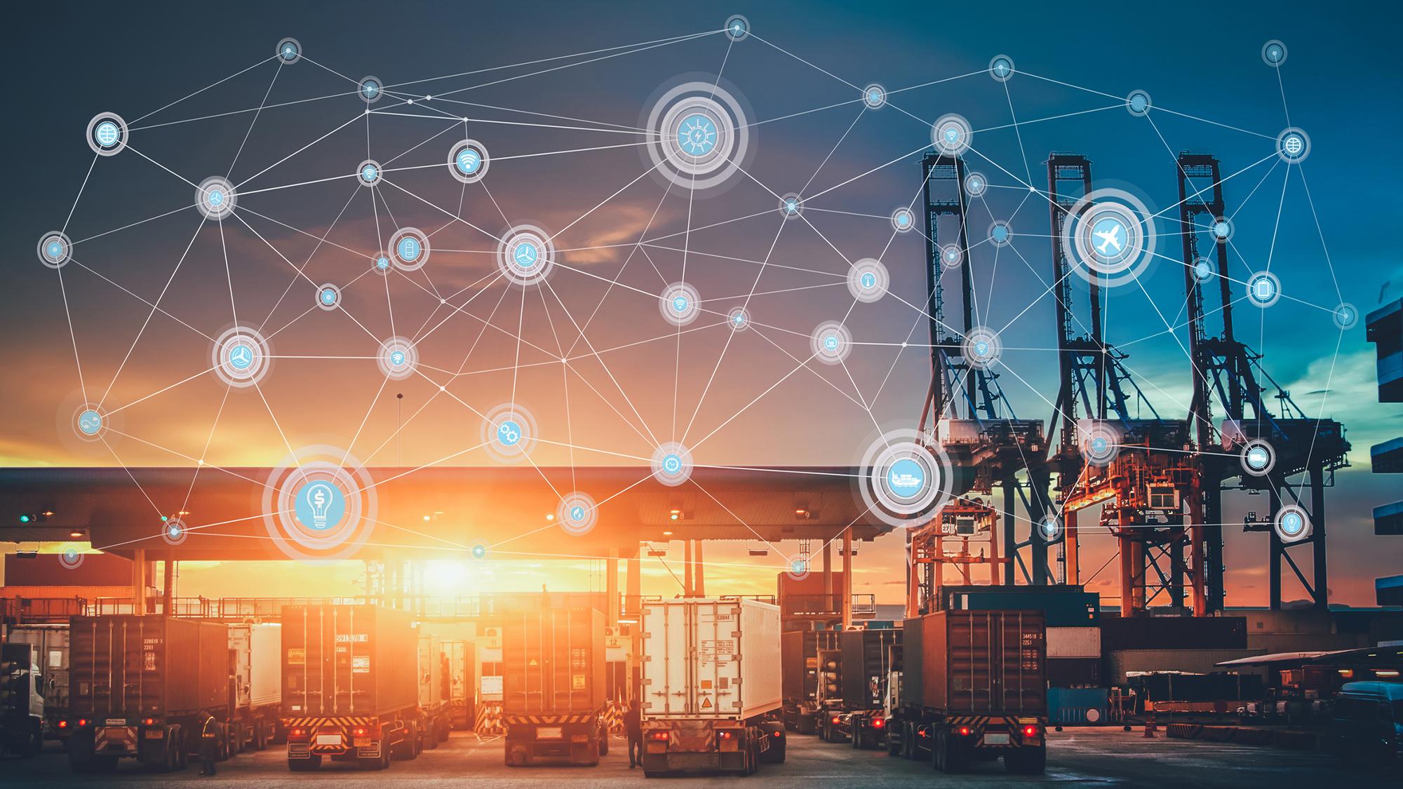 Digitalisierung und Logistik