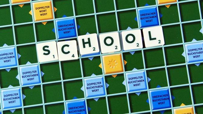 S as in School